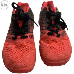 Reebok CrossFit Lace Up Athletic Training Shoes